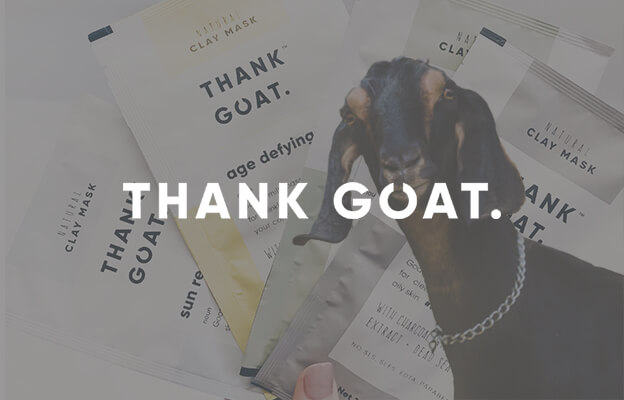 ThankGoat Cover