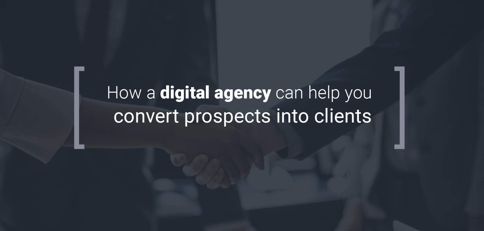 How a digital agency can help you
