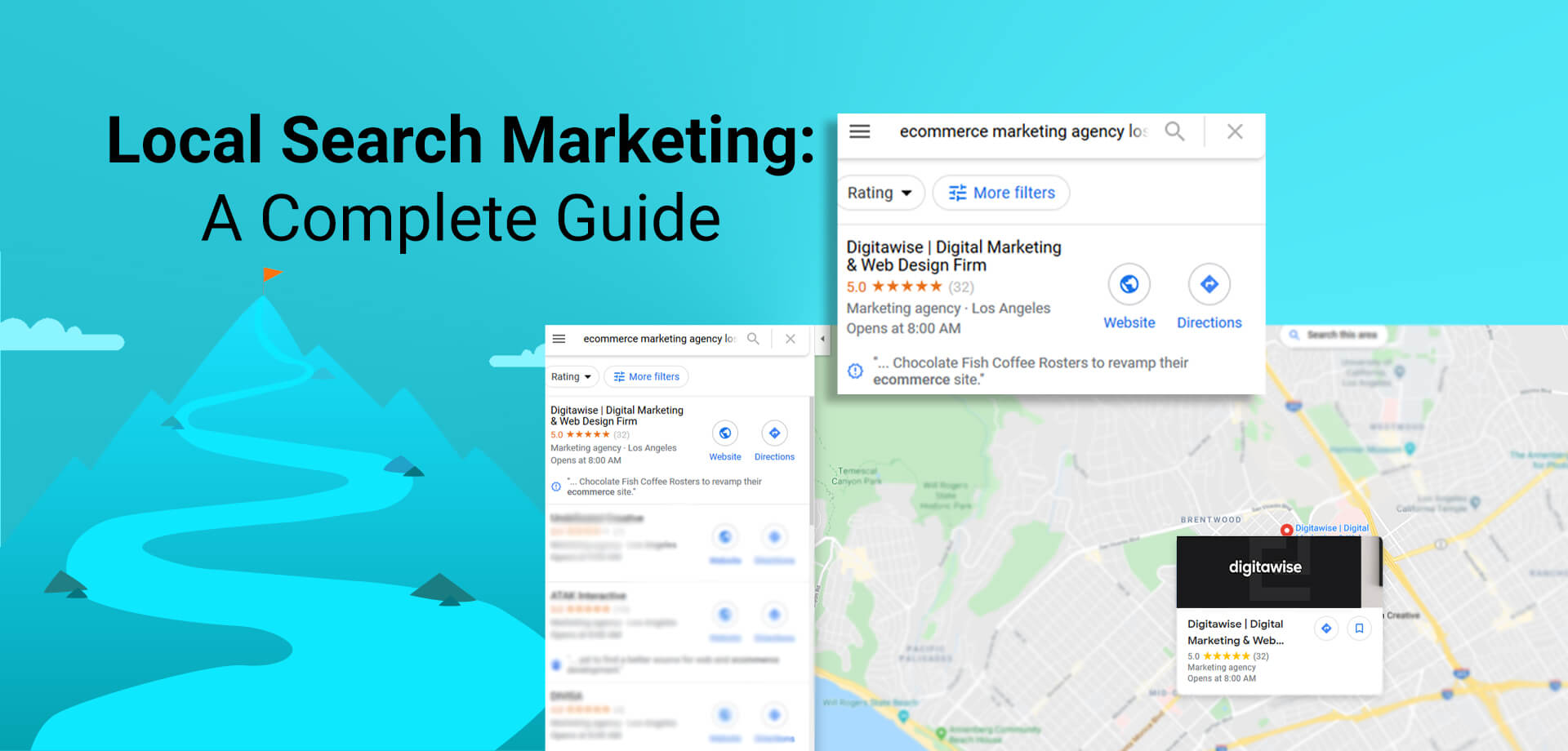 Complete Guide Local Search